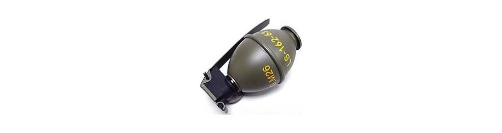 Grenades et artifices