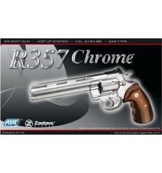 P-r 357 Chrome gaz fixe 0.7J