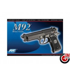 M92fs spring lourd coup/coup 0,2j