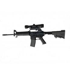 HEAT M4 X800 BK Full Métal AEG Recoil System 1J