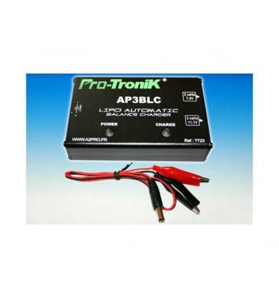 A2Pro Chargeur Li-Po automatic balance 7.4v & 11.1v inclus alimentation 12v/220V