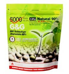 Billes bio G&G 0,20 Grs