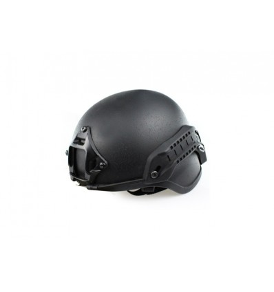Casque S&T Special Force Black