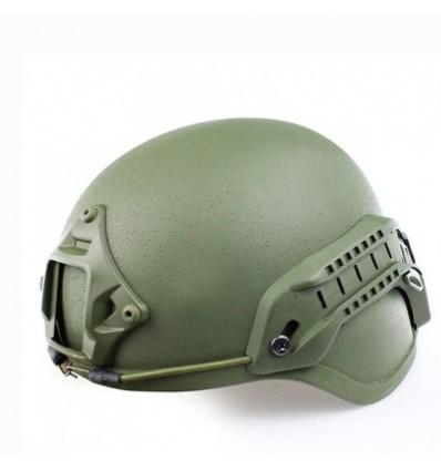 Casque S&T Special Force Vert