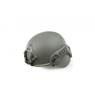 Casque S&T Special Force Gris