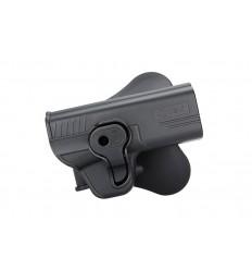 Holster de ceinture CYTAC S&W-M&P 9mm