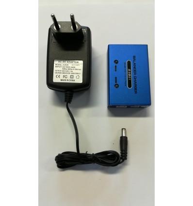Chargeur de batterie avec balance