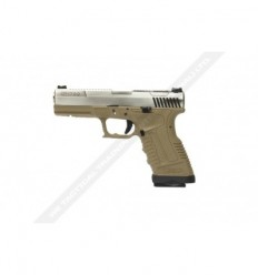 WE X-Tactical Pistol T/S