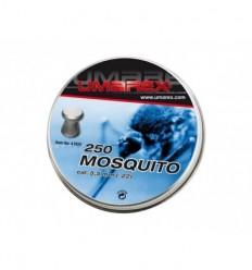 Plombs plat UMAREX Mosquito 5.5 (x250)