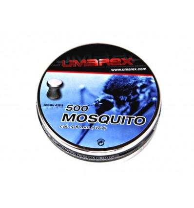 Plombs plat UMAREX Mosquito eco 4.5 (x500)