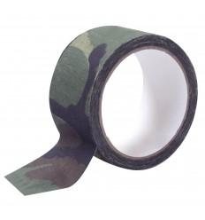 Ruban adhesif tissu camouflage