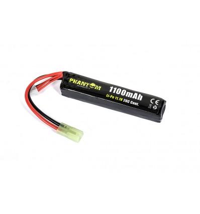 Batterie Li-Po PHANTOM 7,4V 1100mAh