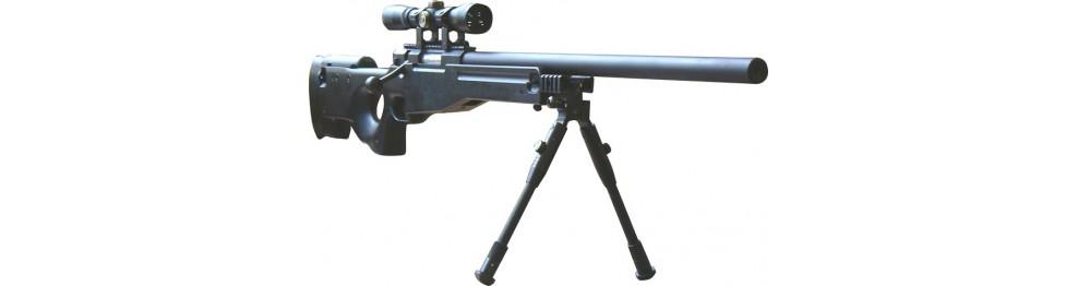 Répliques snipers